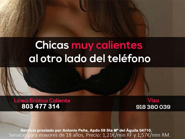 telefono erotico