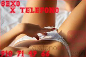 sexo por teléfono